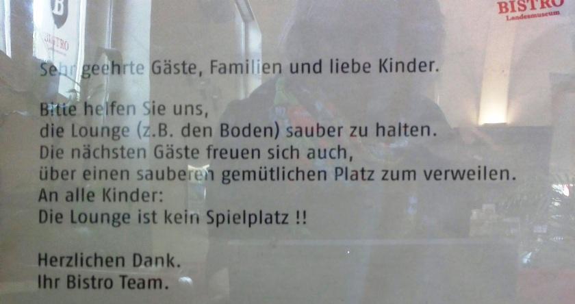 Zettel Landesmuseum