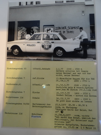 Polizeireport 1977